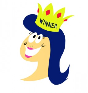 winner-crown-on-lady
